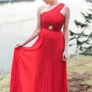 BCBG Full-length Gown